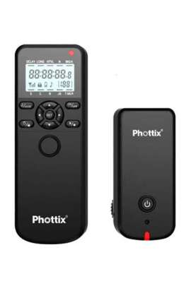Phottix® AION telecomando wireless timer Remote per Canon