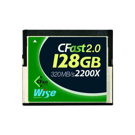 CFA-0128 Wise Scheda CFast 2.0 128GB