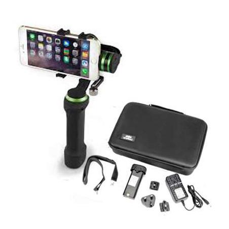 LanParte supporto a mano Stabilizzatore per GoPro e iPhone