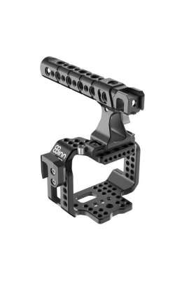 8-BMMCC C-THP 8Sinn Blackmagic Micro Camera Cage + Top Handle Pro