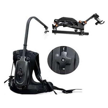 KITER310 Digitalfoto Kit DS Rig 3-10Kg + Flowcine Arm Serene - 3 assi
