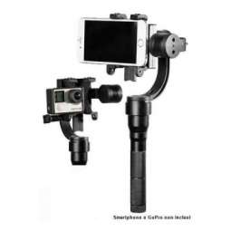 Stabilizzatore 3 assi Gimbal per Smartphone e Gopro Digitalfoto DF301