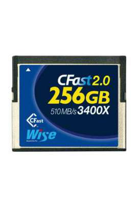 Wise CFast 2.0 256 GB - CFA-2560