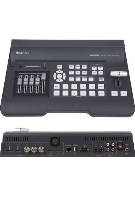 Mixer HD Datavideo 4 canali SDI/HDMI - SE-650