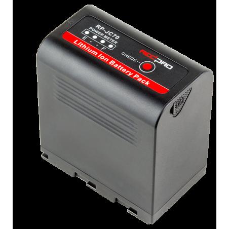 RP-JC70 HEDBOX Batteria al litio Ultra High-Capacity per JVC