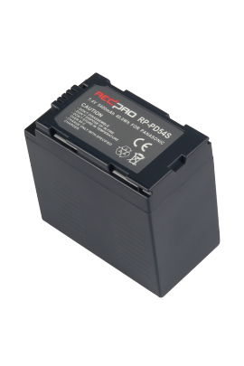 RED-PRO High-capacity, batteria al litio per Panasonic - RP-PD54S