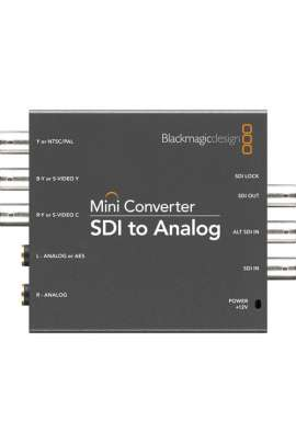 Mini Converter SDI to Analog HD Blackmagic