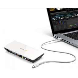 Intensity Shuttle Thunderbolt Blackmagic per MAC