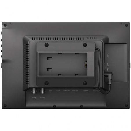 """TM-1018/S Lilliput LCD 10.1"""" Touchscreen Backlit Camera Monitor 3G-SDI"""
