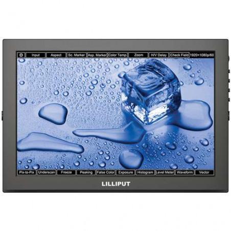 "TM-1018/O/P Lilliput LCD Monitor 10,1"" 1280x800 HDMI"