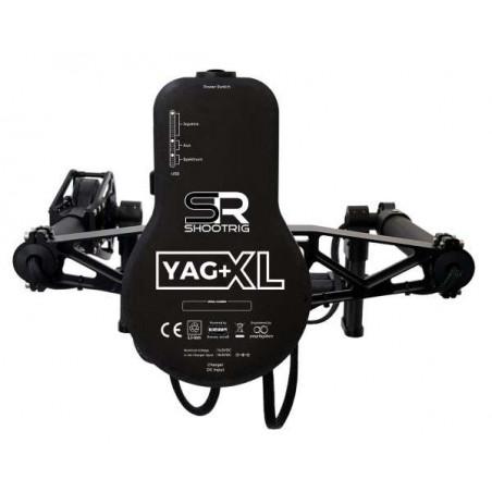 YAG+ SmartSystem ShootRig adatto anche a BlackMagic Ursa con ottiche