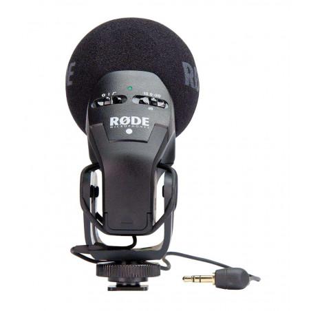 SVMP Rycote Rode microfono Stereo VideoMic Pro