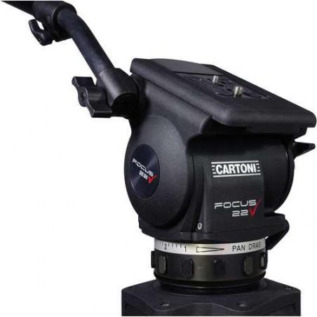 Focus KF22-2CHG Cartoni 2 St CF