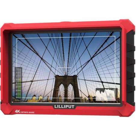 """A7S Lilliput LCD Monitor 7"""" Full HD 4K - Native Resolution in/out HDMI"""