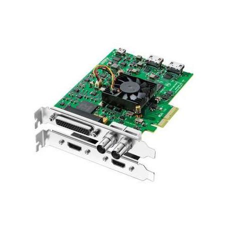 DeckLink Studio 4K Blackmagic Scheda PCIe di Cattura e Riproduzione