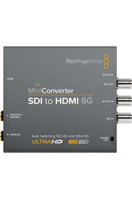 Mini Converter SDI to HDMI 6G Blackmagic