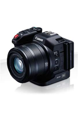 XC10 Canon camcorder 4K/Full HD 12MP