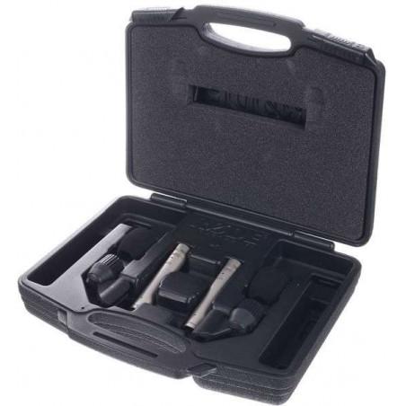 NT5M Rode kit n°2 Microfoni a condensatore + supporti e antivento