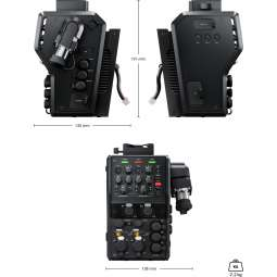 Camera Fiber Converter Blackmagic