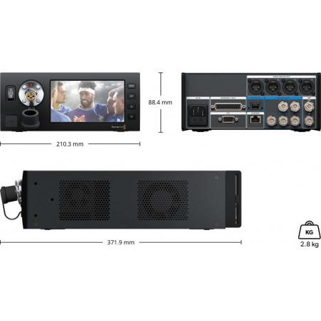 Camera Studio Converter Blackmagic