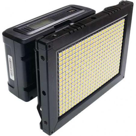 CRFL400-3S Cineroid Kit 3 pannelli Led Flessibili, colore variabile 2700/6500°K