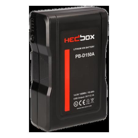 PB-D150A HEDBOX Batteria al litio 154Wh Gold-Mount