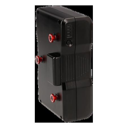 PB-D100A HEDBOX Batteria al litio 98,65Wh Gold-Mount