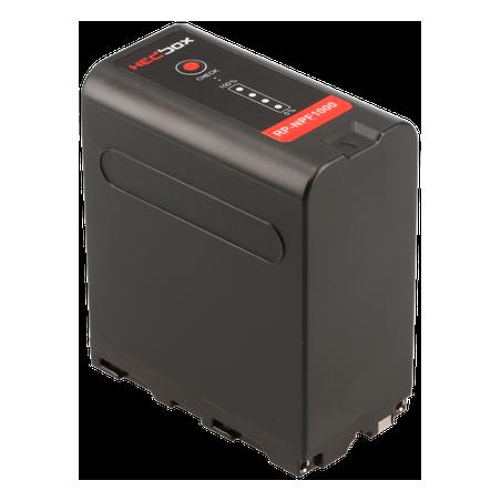 RP-NPF1000 HEDBOX Batteria al litio 77Wh per Sony - Ultra-High Capacity