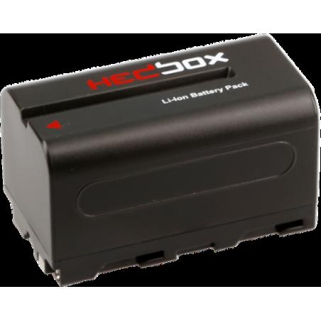 RP-NPF770 HEDBOX Batteria al litio 32,6Wh per Sony