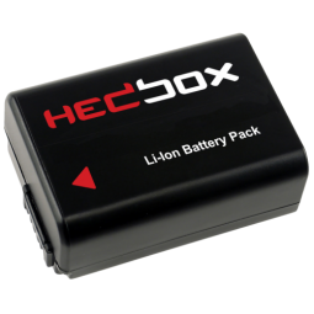 HED-FW50 HEDBOX Batteria al litio 8Wh per Sony Alpha
