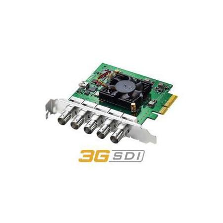 Decklink Duo 2 Blackmagic scheda PCIe, 4 connessioni 3G-SDI