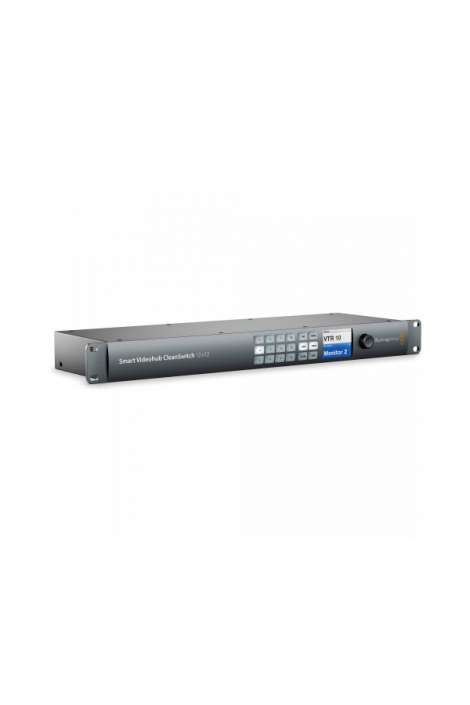 Smart Videohub CleanSwitch 12x12 Blackmagic router
