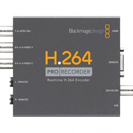 H264 Pro Recorder Blackmagic USB 2.0 Mac/Win