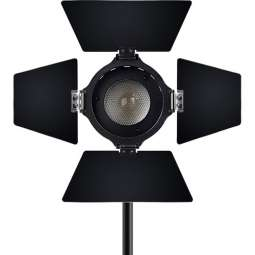 LS-mini 20d Aputure luce LED, CRI 97, temperatura colore 7500K/300K