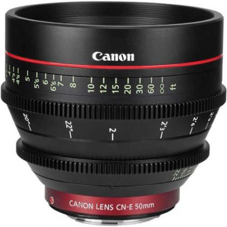 CN-E18-80mm Canon obiettivo cinematografico T4.4 L IS KAS S - 4K