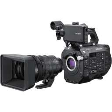 PXW-FS7M2 Sony camcorder Super35 XDCAM con registrazione 4K - Full HD - solo corpo