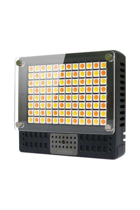 L10C-VC Cineroid L10C-VC 18 Watt On-Camera LED Light temperatura colore variabile