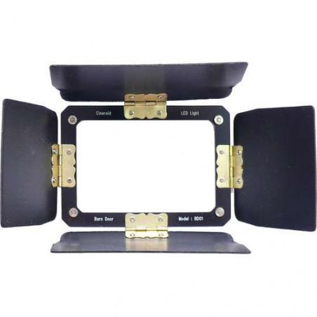 CRBD01 Cineroid Telaio con 4 alette paraluce per LED L10C
