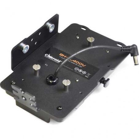 CRBH‐FL400V Cineroid adattatore batterie V‐Lock per FL400SB e FL800SB