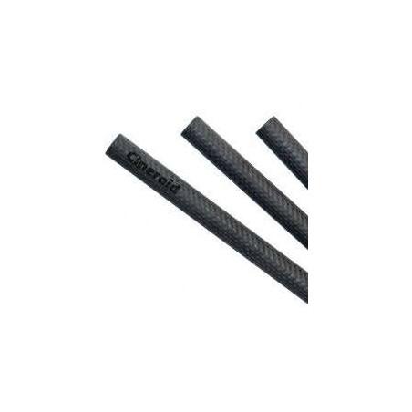 CRK‐CCR9030 Cineroid coppia di canne in carbonio - diam 19mm - lunghezza 300mm