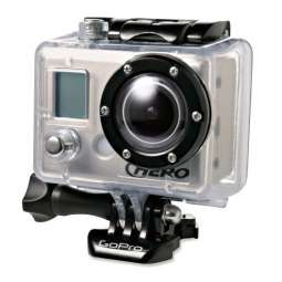 "Hero GoPro action camera, sensore 1/2.5"" (6.0x) 5 megapixels"
