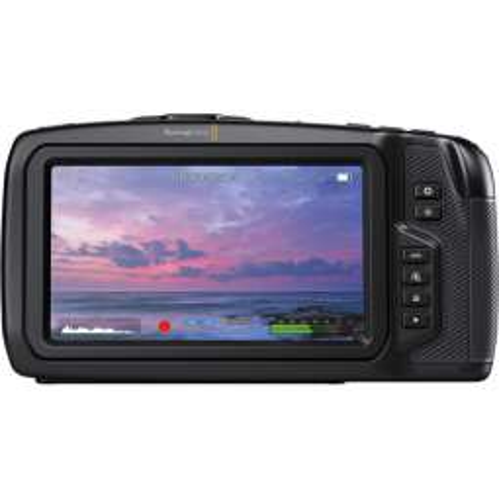 Pocket Cinema Camera 4K Blackmagic sensore 4/3, Micro 4/3