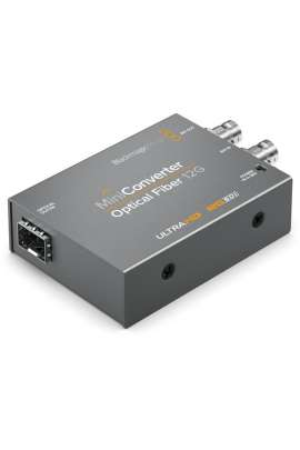 Converter Optical Fiber Blackmagic