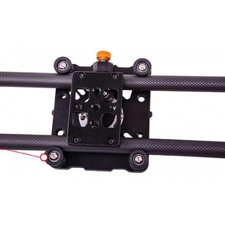 F8-100 Digitalfoto Slider in fibra di carbonio 100 cm