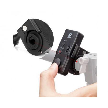Zhiyun-Tech Stabilizzatore Crane-2 3-Axis con Follow Focus per Canon DSLRs