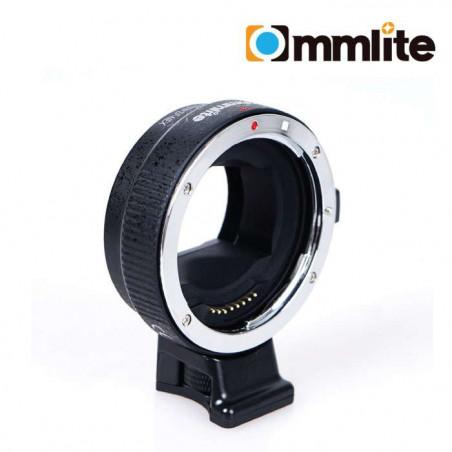 Adattatore AF obiettivi Canon EF - Sony E-mount - noleggio