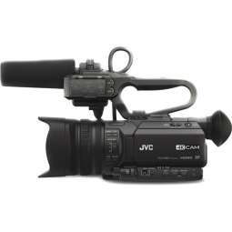 GY-HM180E JVC Camcorder palmare 4K con uscita 3G-SD