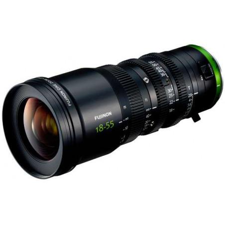 MK18-55mm Fujinon T2.9 obiettivo Cinema, attacco micro 4/3