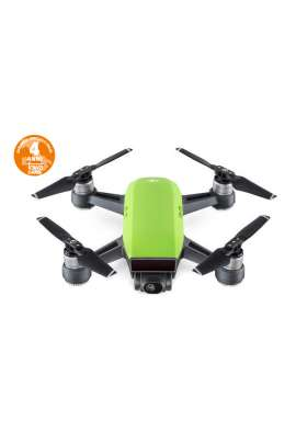 DJI Spark Fly More Combo mini drone - colore Meadow Green