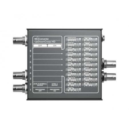 Mini Converter - UpDownCross HD Blackmagic 3G/HD/SD-SDI Up/Down/Cross-Conversion